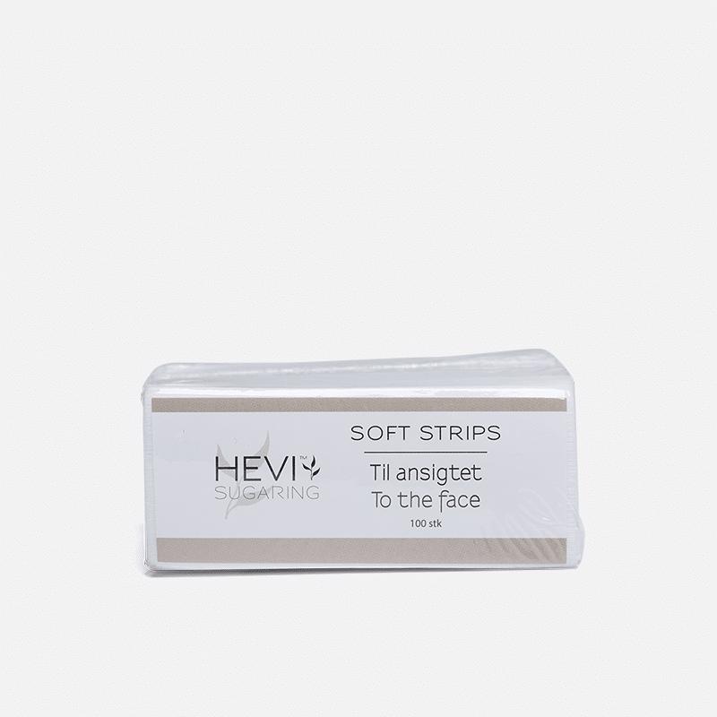 HEVI Strips Til Ansigtet – 100 Stk.