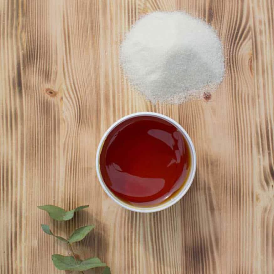 Økologisk hårfjerning. En Body Sugaring Gaveæske har alt hvad du skal bruge til en sukkervoks behandling