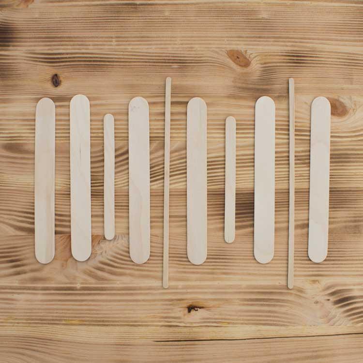 Sugaring Spatel Sæt – 10 Stk.