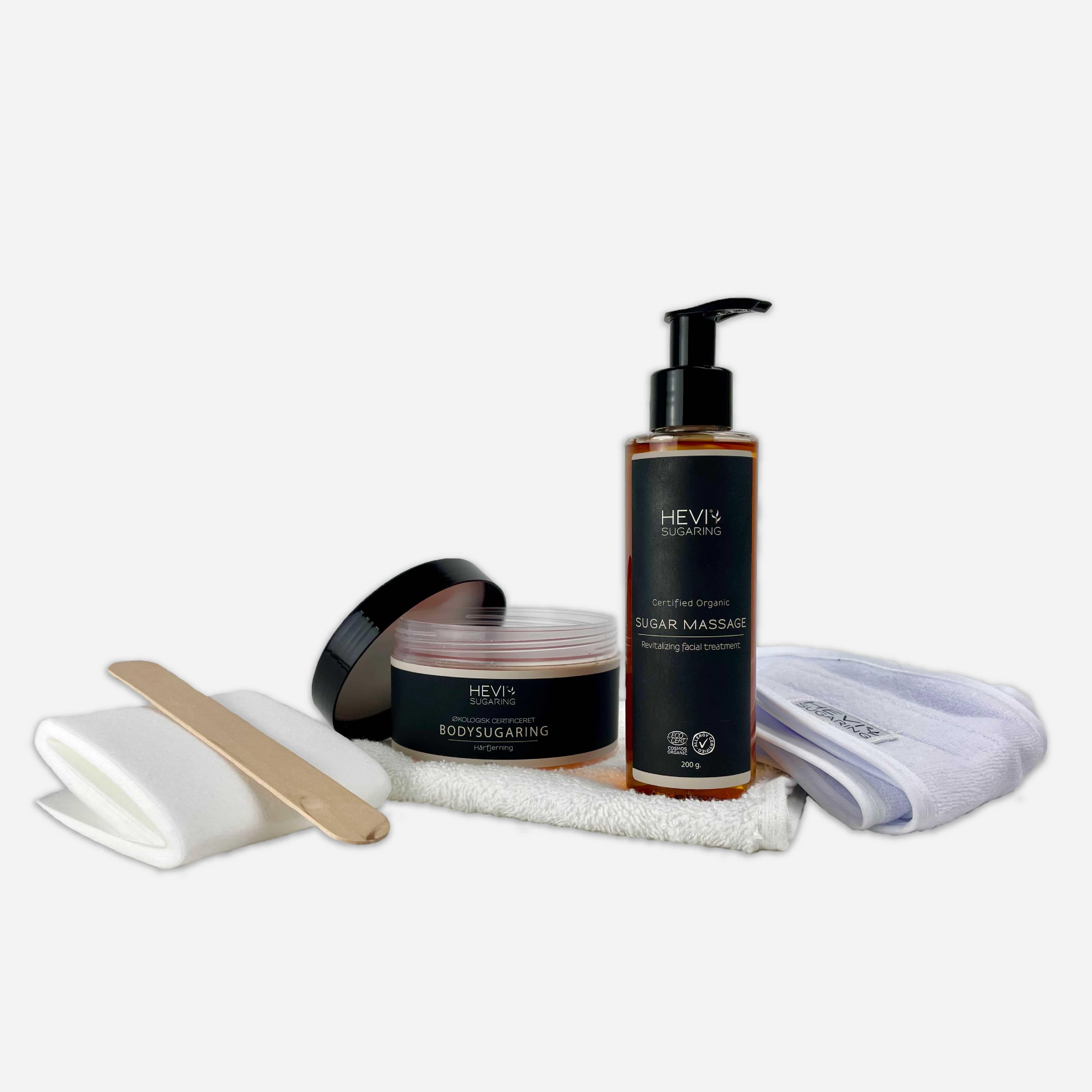 Limited Edition Sampak M. Sugaring Og Sugar Massage
